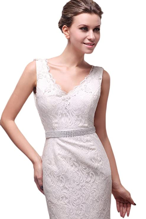 Rosemary Women s Ivory Bridal Sash Wedding Dress Belts with Rhinestones 6811588729