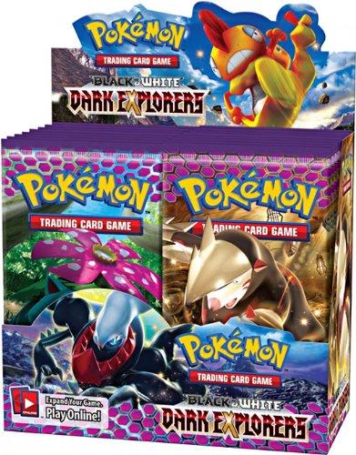 Pokemon (Black & White 5) DARK EXPLORERS Booster Box