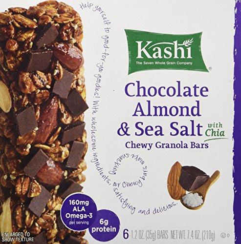 Kashi Chocolate Almond & Sea Salt with Chia Chewy Granola ()