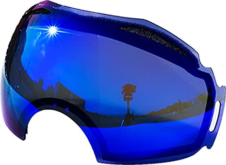 c4de5e9c7fc Amazon.com   Zero Replacement Lenses For Oakley Airbrake Snow Goggle ...
