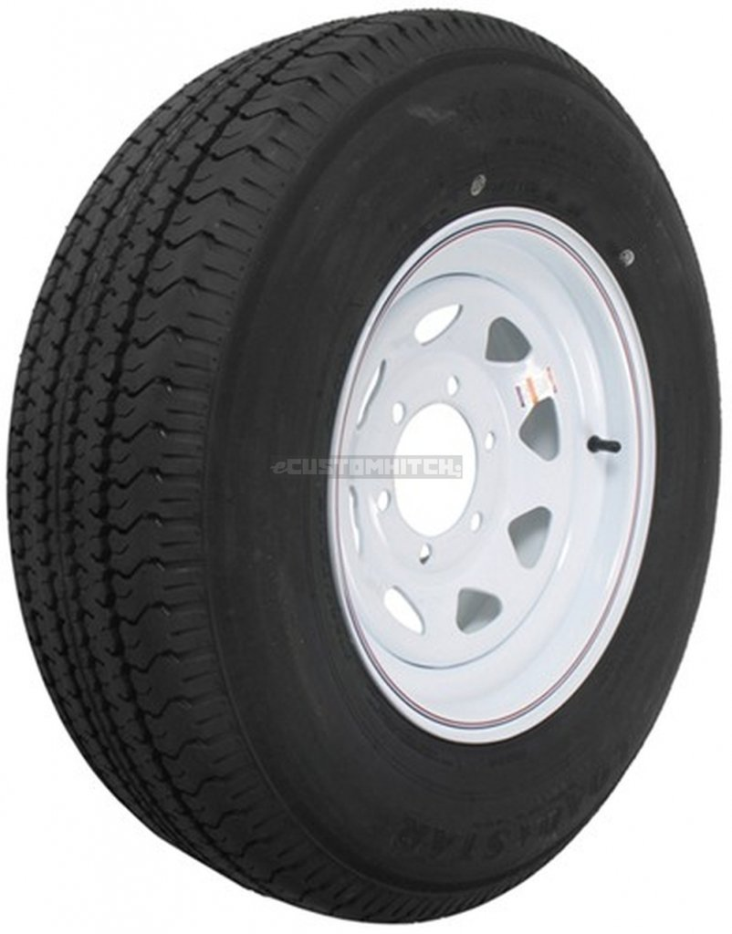 Tire/ Wheel Assembly 235/80r16
