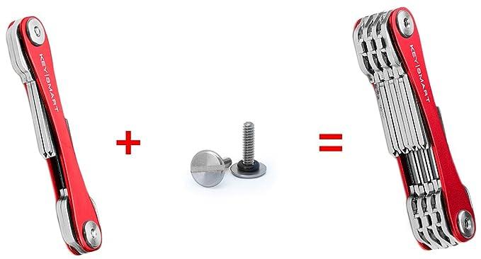 2 u 3 für Schlüssel Etui und Accessoire-Kit Key Smart Erweiterungspack 1
