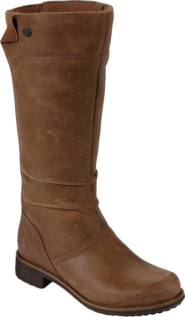 The North Face Bridgeton Tall Boot Women's B0195KIRD2 10.5 B(M) US|Dachshund Brown/Coffee Bean Brown (Prior Season)