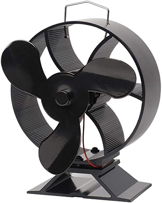 KiGoing - Ventilador para chimenea (encendido por calor ...