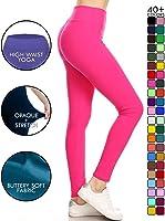 Leggings Depot High Waisted Leggings -Soft & Slim - 37+ Colors & 1000+ Prints