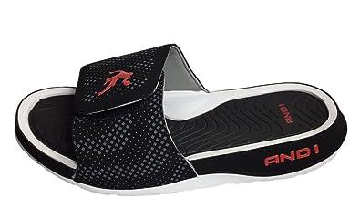 Enigma 2.0 Men's Athletic Slippers Adjustable Width