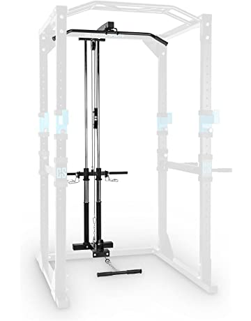 CapitalSports La Tremendour Máquina LAT Rack Ampliación Accesorio (para Montaje en los Rack tremendour,
