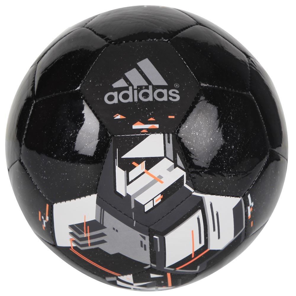 Adidas Offpitchsal Baló n, Unisex, Blanco (Negbas/glowin / Griosc/Narsol), Talla Ú nica Talla Única S90261