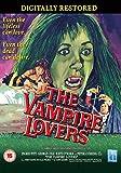 The Vampire Lovers DVD Region 2