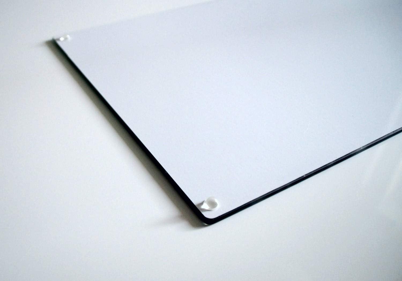 Herdabdeckplatte 60x52 Einteilig Glas Elektroherd Induktion Herdschutz Spritzschutz Glasplatte Deko Schneidebrett Fr/üchte TMK