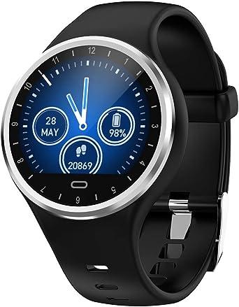 Pulsera de Actividad Smartwatch, Pulsera Inteligente Impermeable ...