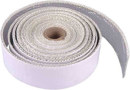 "DEI 010408 Cool-Tape Self-Adhesive Heat Reflective Tape 1.5/"" x 15/' Roll"