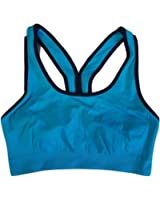 Jockey Seamless Key Hole Bra Bluebird Medium JK-8420