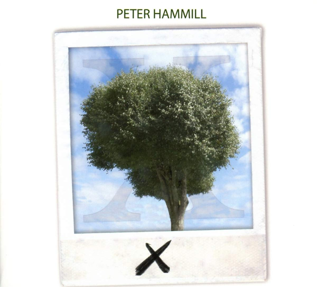 CD : Peter Hammill - X/ Ten (CD)