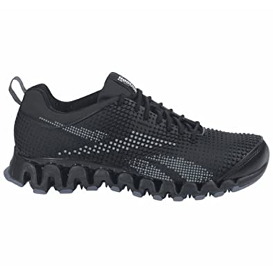4c8c9673cee0 Reebok ZigWild TR 4 Mens Running Shoe 9.5 Black-Grey