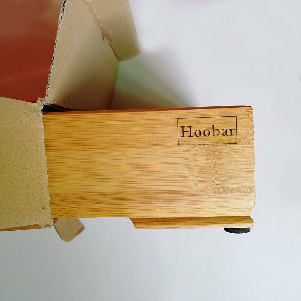 Hoobar Reservoir Type Bamboo Tea Tray - Chinese Kungfu Tea Table Serving Tray Box for Kungfu Tea Set by JKCOM (Image #8)