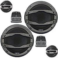 Hertz HSK 165 6.5 2-way Hi-Energy Component Speaker System HSK165