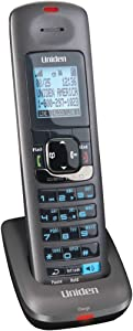 Uniden DCX400 2-line Handset and Charger for DECT4000 Series