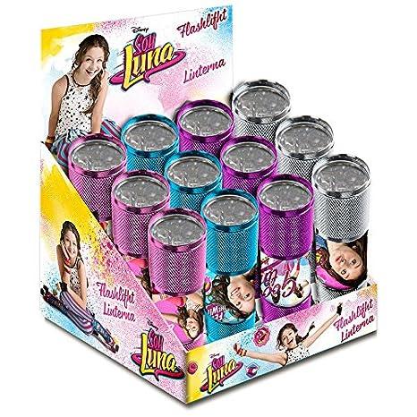 Soy Luna Linterna con LED Unica Kids Euroswan WD18032: Amazon.es: Juguetes y juegos