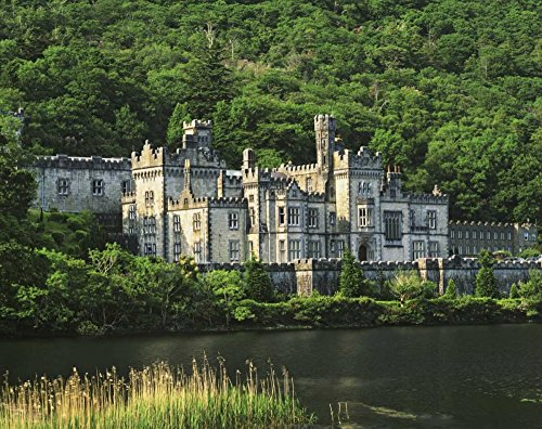 Ireland, Galway, Connemara The Kylemore Abbey by Dennis Flaherty - 8