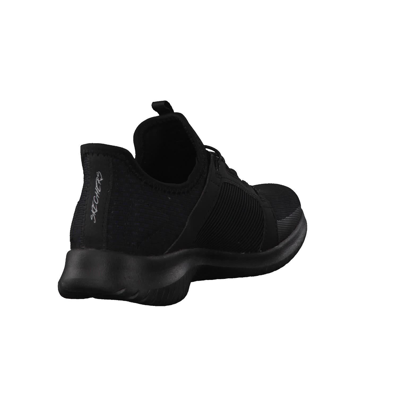 Skechers Jaw Damen Jaw Skechers Dropper Sneaker Schwarz da67f3