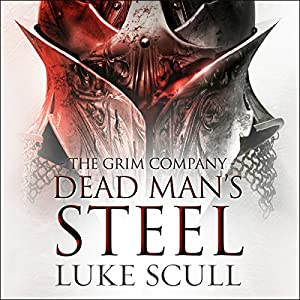 Dead Man's Steel Audiobook