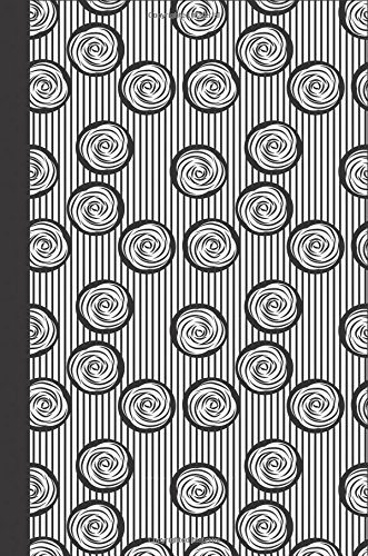 journal-french-swirl-black-and-white-6x9-graph-journal-journal-with-graph-paper-pages-square-grid-pattern-spirals-and-swirls-graph-journal-series