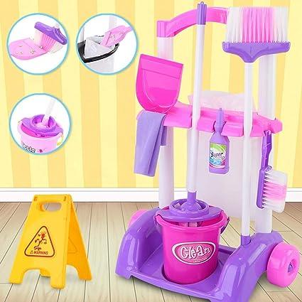 Anivia Kids set di pulizia per bambini fino a 3 anni include 8