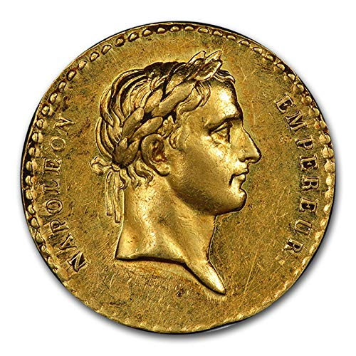 1804 FR France Napoleon I Coronation Medal MS-62 PCGS (First Empire) Gold MS-62 PCGS - Napoleon Gold Coin