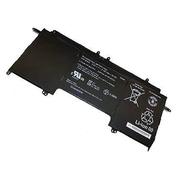 BPX batería del ordenador portátil for Sony Vaio Flip 13 SVF13N SVF13N13CXB Battery VGP-BPS41 11.25V 3140mAh 36Wh: Amazon.es: Electrónica