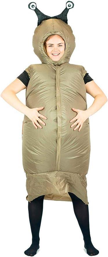 Bodysocks Disfraz de Caracol Hinchable para Adulto: Amazon.es ...