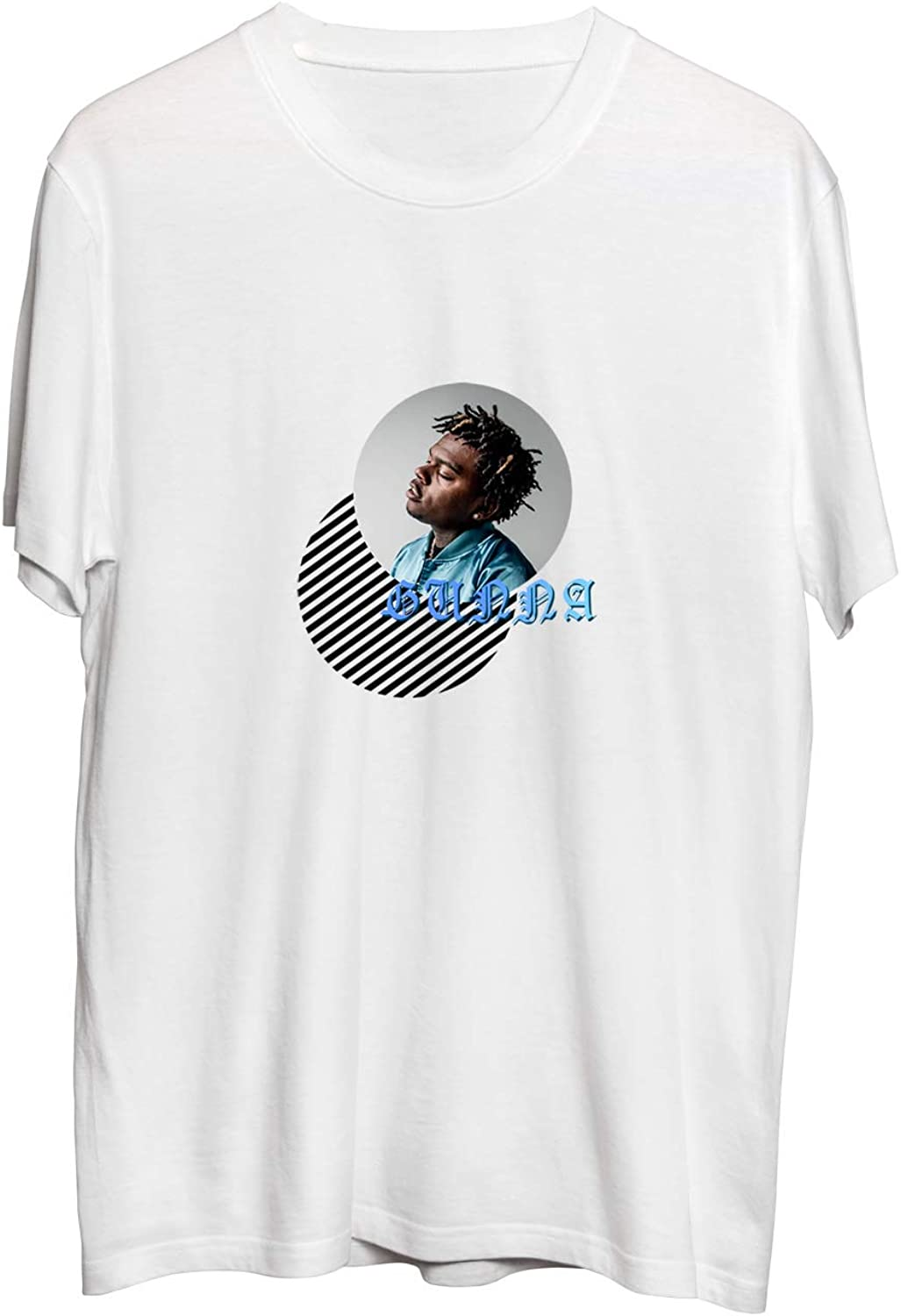 MTNACLOTHING Gunna Rap Music Legend Face_MA0413 T-Shirt Shirt For ...