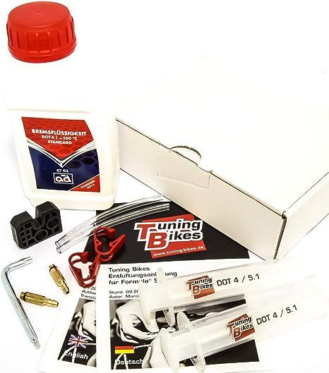 Kit de purgado para Frenos de Formula: Amazon.es: Deportes y aire ...