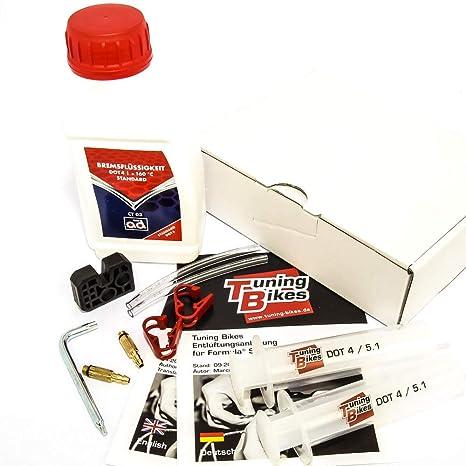 Kit de purgado para frenos de Formula