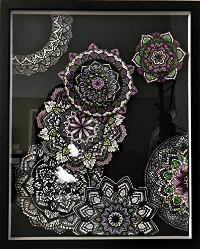 Mandala 3D Art by Art by Michele Rosa