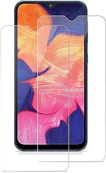 Protector Pantalla para Samsung Galaxy A10 Cristal Templado ...