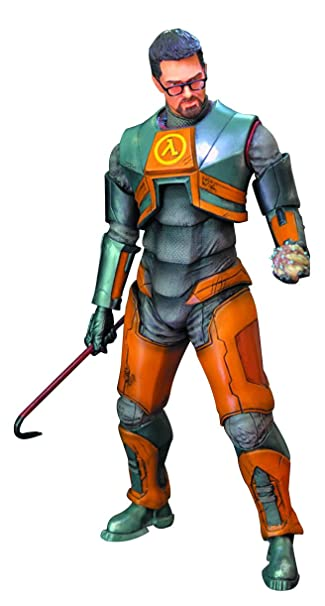 Amazon gaming heads half life 2 gordon freeman statue toys gaming heads half life 2 gordon freeman statue voltagebd Images