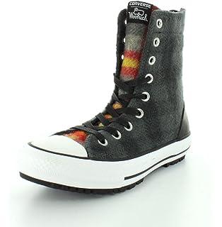 7f582976acf319  CT HI-Rise BOOT-549593C  Converse CT HI Rise Boot Womens Boots