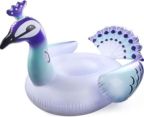 Povkeever - Pizarra hinchable para piscina, 150 cm, inflable para ...