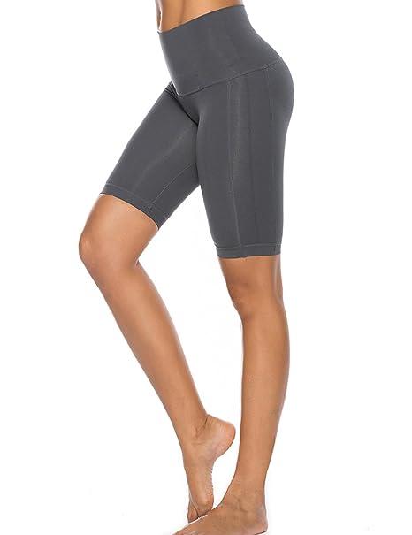 NonEcho Mallas Cortas Deportivas Mujer Leggings Deporte para Yoga Pilates Runnning Fitness …
