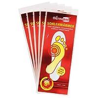 Thermopad, Set di solette scaldapiede, pacco da 5