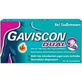 Gaviscon Dual Kautabletten, 48 St. Tabletten