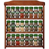 McCormick Organic Spice Rack Organizer features 24 of our highest quality organic herbs and spices & is the ideal spices gift set for the herb lovers on your holiday list. Surprise the chef in your life during Christmas gift-giving, or spice up n...