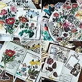 60pcs Laptop Stickers Scrapbook