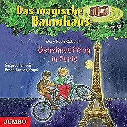 Geheimauftrag in Paris (Das magische Baumhaus 33)