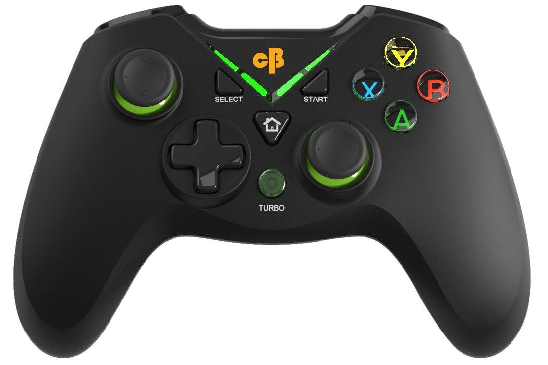 Cosmic Byte C3070W Nebula 2.4G Wireless Gamepad for PC/PS3 supports Windows  XP/7/8/10, Rubberized Texture: Amazon.in: Video Games