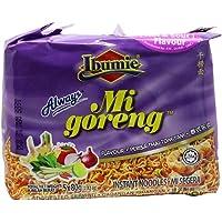 IBUMIE Always Migoreng Tomyam, 80g (Pack of 5)