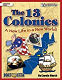 The 13 Colonies, Carole Marsh, 0635075075