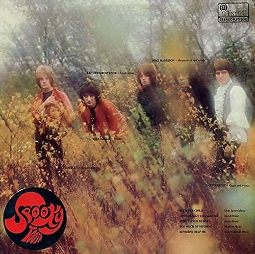 Spooky Tooth - The Island Years (An Anthology) 19671974 - Zortam Music
