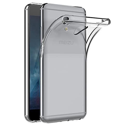 4 opinioni per Cover Meizu M5 Note, AICEK Cover Meizu M5 Note (5.5 Pollici) Silicone Case Molle